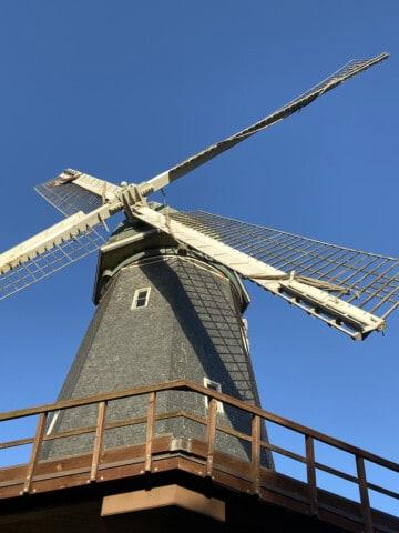 Golden Gate Park windmills in San Francisco
