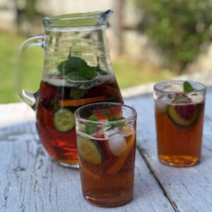 How to make Pimms