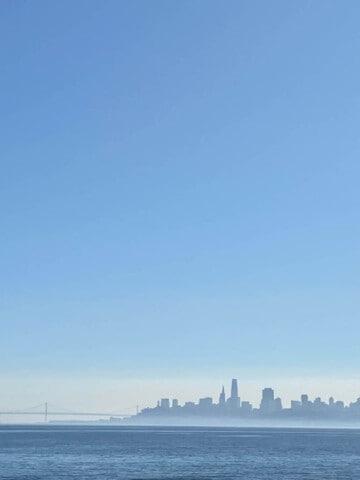Outdoor activities in San Francisco