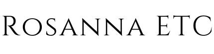 Rosanna ETC logo