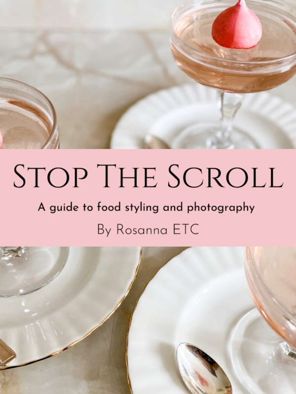 Front cover of Stop the Scroll