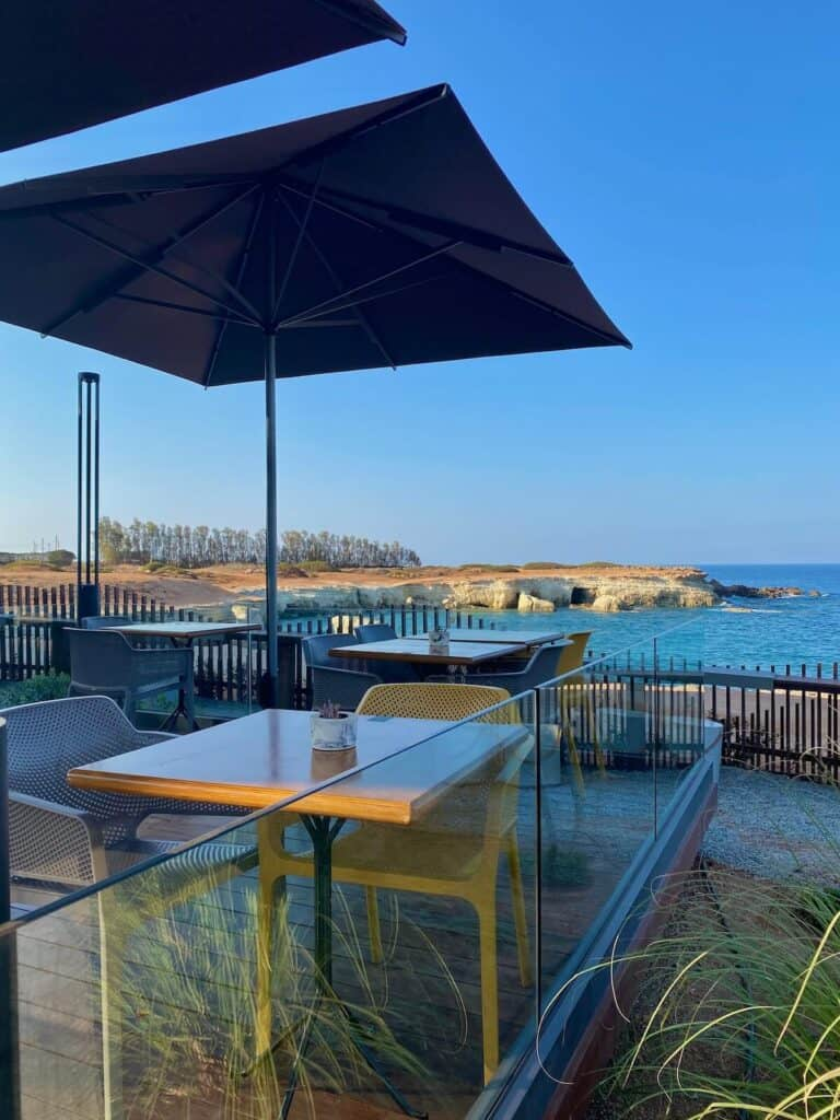 Oniro Beach Bar Cyprus