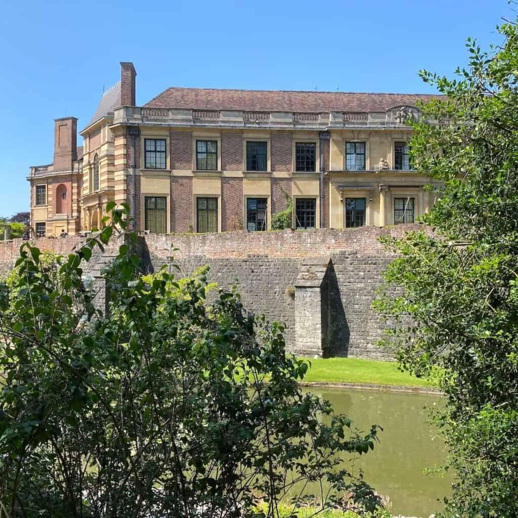 Eltham Palace exterior