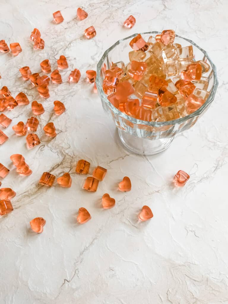 homemade jelly sweets