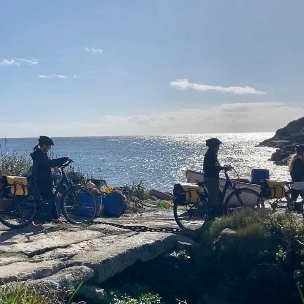 An ebike tour of the Cornwall Coast